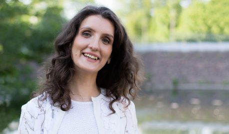 Story of awakening: Olga Myshko